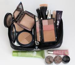 bridal makeup set travel diaries the pared makeup kit edit beauty passionista