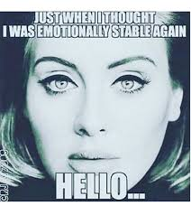 Adele Memes - gallery hilarious adele hello memes page 4 of 7 all 4 women