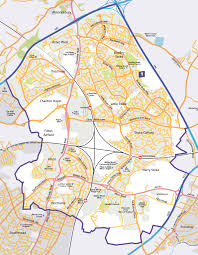 Primary Map Map 11 U2013 Bradley Stoke Community Primary Phase Area Of