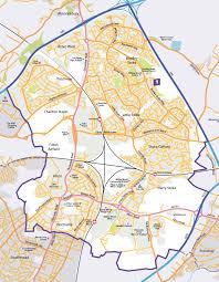 Primary Map Map 11 U2013 Bradley Stoke Community Primary Phase Area Of