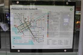 Melbourne Tram Map Melbourne Tram Stops Wongm U0027s Rail Gallery
