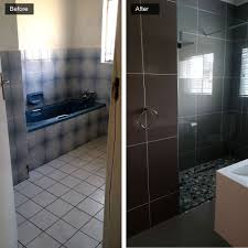 bathroom renovation pancare properties kuils river cape town