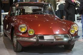 vintage citroen ds rétromobile 2016 showcases unique ds and sm models classic blog
