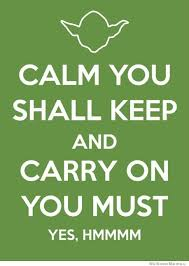 Keep Calm And Carry On Meme - calm you shall keep weknowmemes