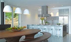 Kitchen Island Counters 20 Beautiful Stainless Steel Island Counters Home Design Lover