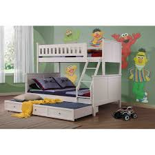 Bunk Bed Single Over Double - Double double bunk bed