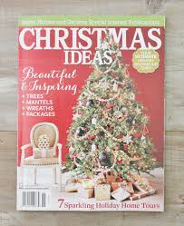 bhg christmas ideas magazine feature city farmhouse