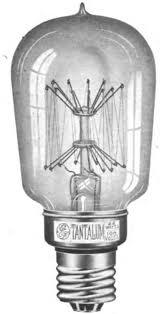 Standard Light Bulb Size File Tantalum Light Bulb Png Wikimedia Commons