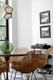 wicker living room chairs wicker back dining room chairs