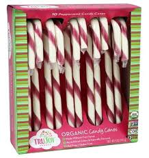 where to buy candy canes buy tru organic candy canes peppermint 10 s at