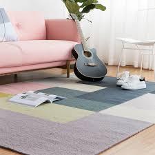 Wool Indian Rugs Aliexpress Com Buy 100 Wool Kilim Carpet Geometric Bohemia