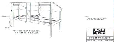 Build Your Own Rabbit Hutch Plans Attractive Wood Hutch Plans And Wooden Rabbit Cage Traditional
