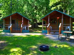 log cabin resort offers a variety of accommodations including