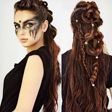 commander lexa from cw the100 look had lots of fun recreating