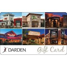 darden restaurants gift cards 60 darden restaurant gift card only 50 mybargainbuddy