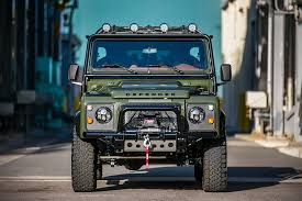 land rover defender 2017 land rover defender the huntress by ecd hiconsumption
