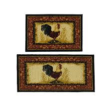 Rooster Rugs For The Kitchen Rooster Rugs
