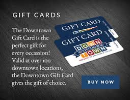 gift cards downtown state college gift card downtown state college