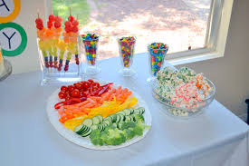 thanksgiving point birthday party reader submission rainbow birthday party i dig pinterest
