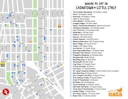New York Pocket Map by Visiting Nyc Where To Eat And Avoid In Little Italy And