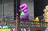 macy s thanksgiving day parade barney wiki fandom powered by wikia