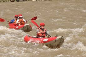Rock Gardens Rafting Single And Kayaks Available To Rent From Rock