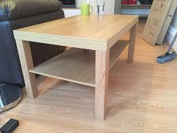 coffee table ikea lack coffee table oak effect no longer available