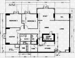 floor plans for compassvale street hdb details srx property