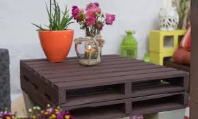 diy outdoor furniture pallet table and cinder block bench 27