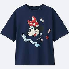 minnie mouse loves dots uniqlo