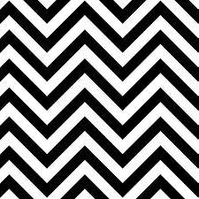 black and white zig zag decorating paper prom nite