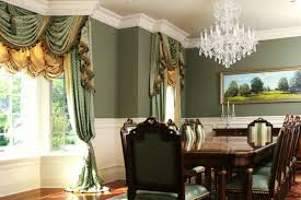 Victorian Curtains Green Victorian Style Curtains With Balloon Shades Refined