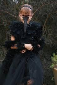 Crow Halloween Costume Sew Diy Bird Halloween Costume Kids Halloween Costumes
