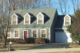 House Dormers The Cape Cod House Style In Pictures And Text