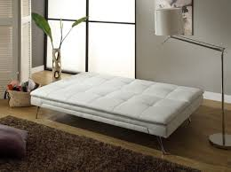 Comfy Sleeper Sofa Minimalist White Tufted Lather For Best Sleeper Sofa In Comfy Rest