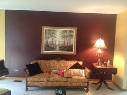 painting ideas for living room with burgundy furniture room