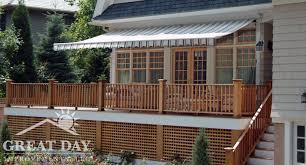 deck design ideas pictures u0026 decorations great day improvements