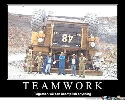 Teamwork Memes - teamwork by eli 205 meme center