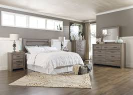 four piece casual bedroom set in chestnut mathis brothers furniture
