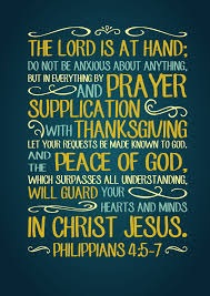 philippians 4 5 7 the lord is at do not be anxious a flickr