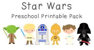 star wars printable pack hazen u0027s