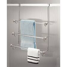 The Shower Door Interdesign York The Shower Door Towel Rack For Bathroom