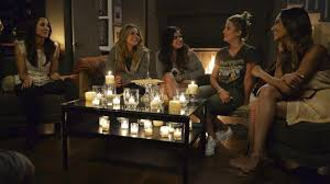 Pretty Liars Halloween Costumes Sale Pretty Liars Halloween Special Scaring Lucy Hale
