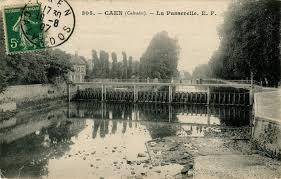 Rives De L Orne Magasins Souvenirs De Caen Dans Les Années 1920 Et 1930 Cadomus