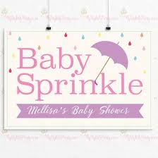 baby sprinkle baby sprinkle backdrop or poster its a girl baby shower backdrop
