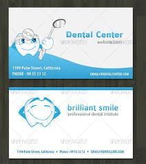 Dental Hygienist Business Cards Dentist U0026 Dental Clinic Business Card Template U2013 40 Free Psd