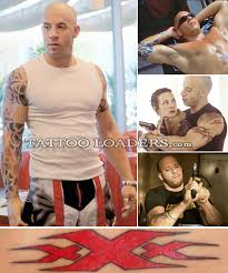 vin diesel tattoos tattoo loaders tattoo designs tribal
