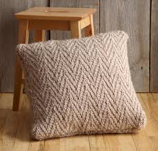 Knitted Cushion Cover Patterns Log Cabin Knitting Technique An Easy Step By Step Photo Tutorial