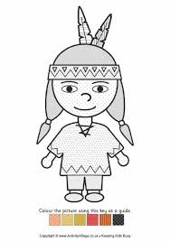 thanksgiving colouring pages