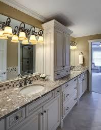 seattle bathroom cabinet refacing traditional with wood grain door